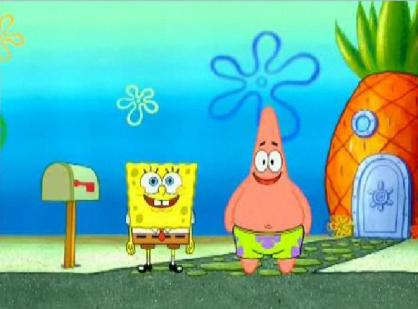 SpongeBob_Patrick_Waiting_for_Toy.JPG
