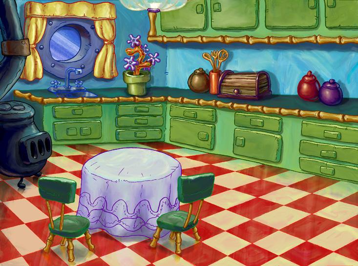 Real Spongebob House Inside Spongebob house insideReal Spongebob House