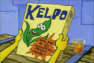 Kelp O From Spongepedia The Biggest Spongebob Wiki In The World