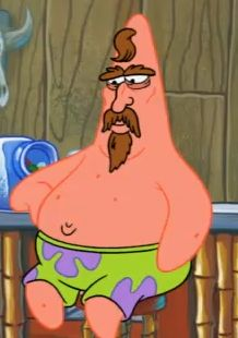 patrick not star from spongepedia the biggest spongebob wiki in