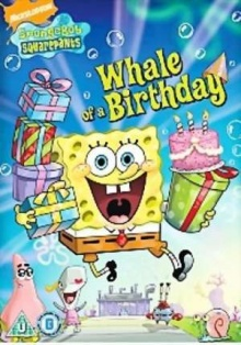 Whale Of A Birthday Dvd From Spongepedia The Biggest