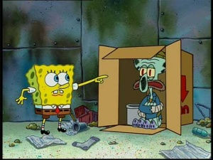 Can You Spare A Dime Episode From Spongepedia The