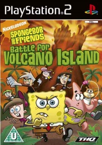 nicktoons battle for volcano island � from spongepedia