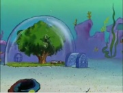 Sandy S Treedome From Spongepedia The Biggest Spongebob